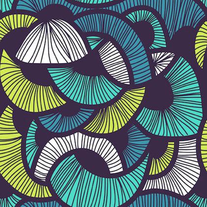 Bright Colors Graphic Design Trends