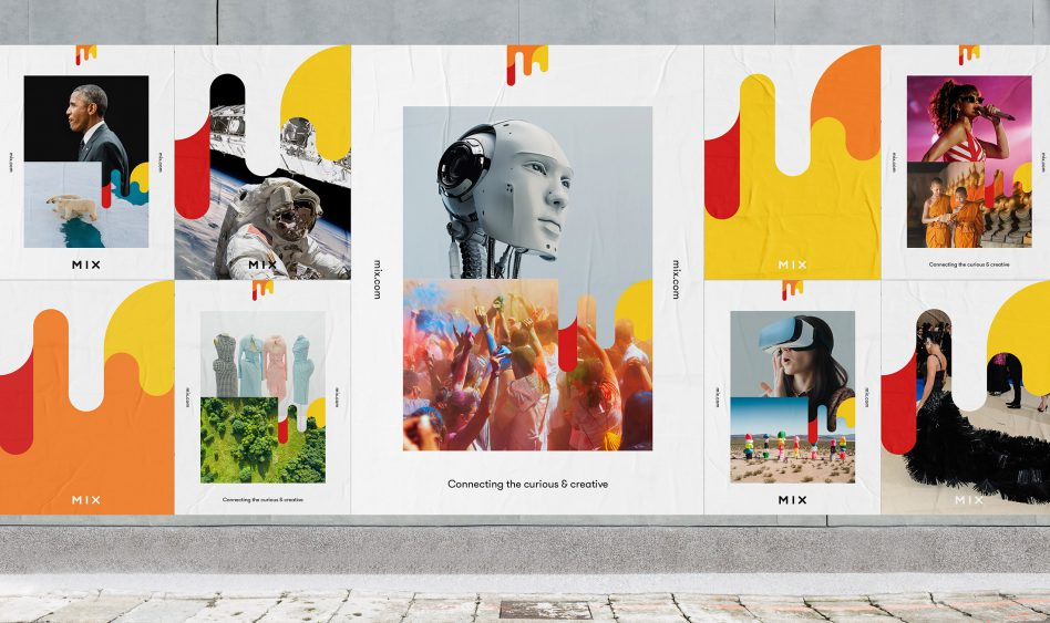 Mix Branding Graphic Rishi Shourie Spotlight