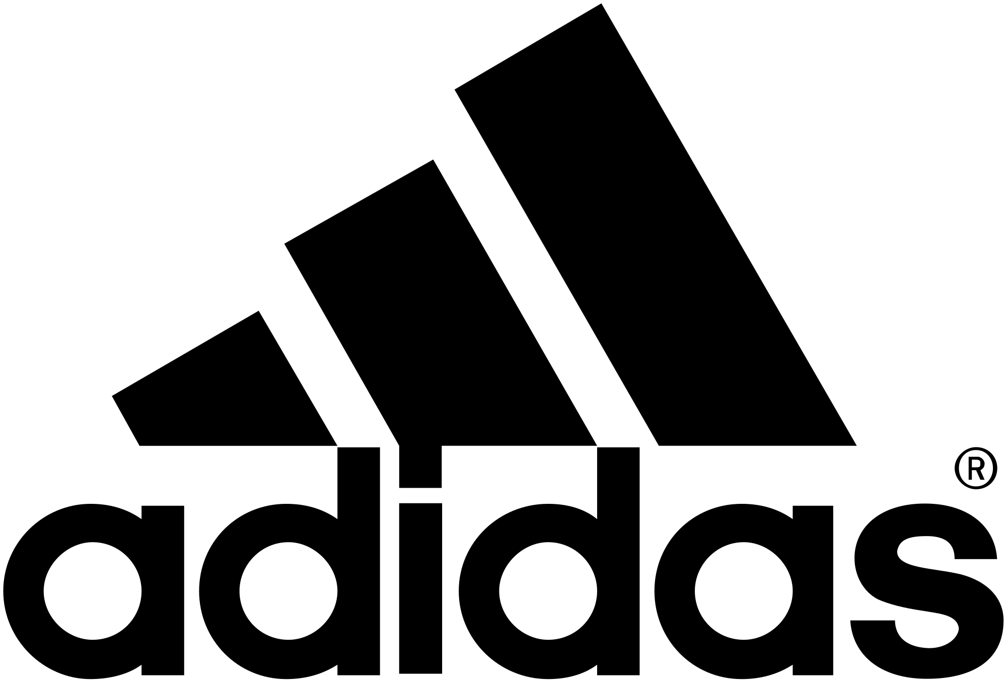 Adidas Iconic Fashion Logos