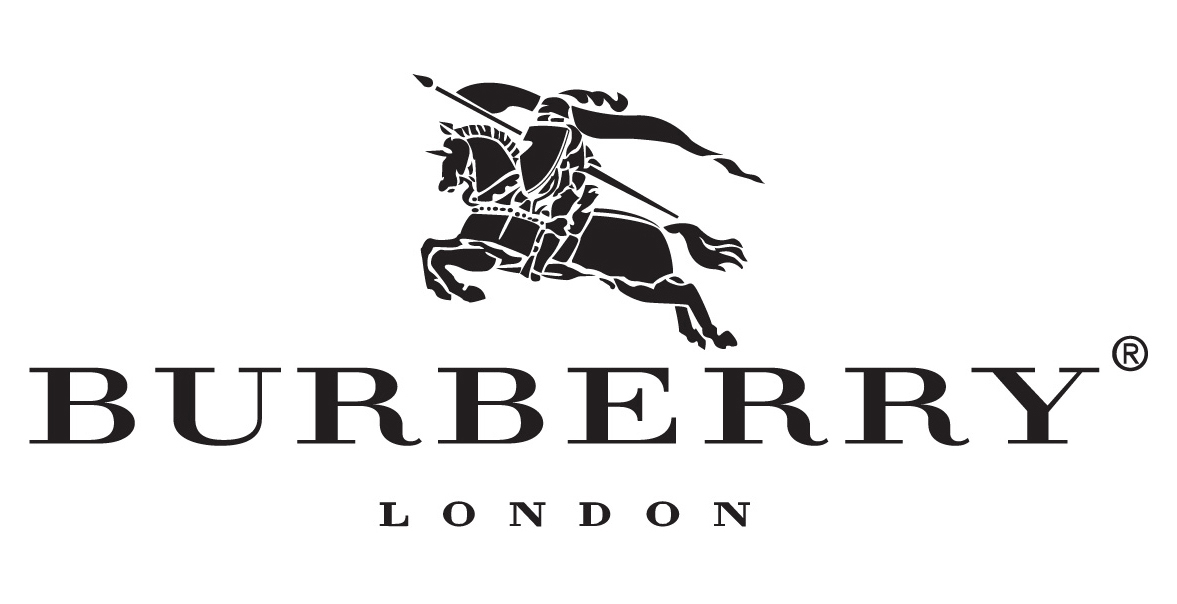 Burberry Iconic Fashion Logos