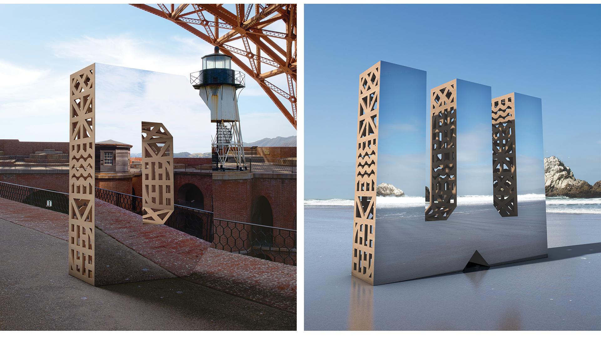 Letter Design Architecture Rishi Shourie Spotlight