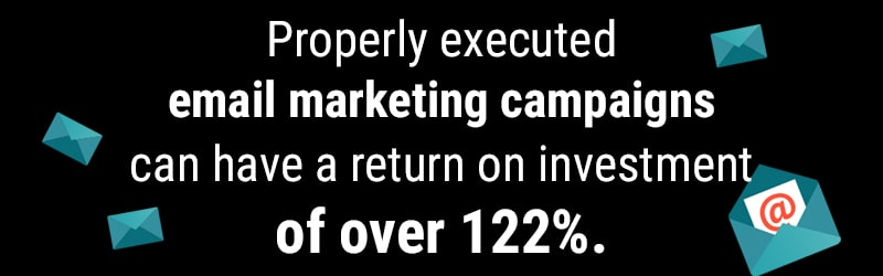 Email Marketing Campaigns Higher ROI