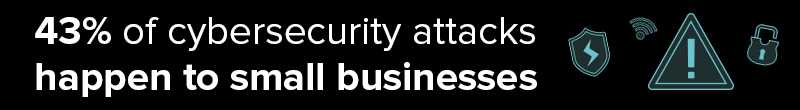 Cybersecurity Firms 43% oF Attacks Hit SMBs