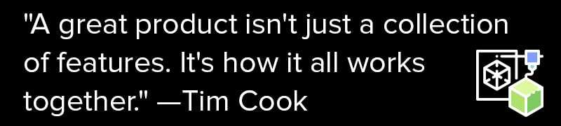 Product Design Company Tim Cook Quote